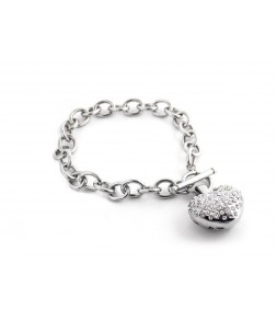 Náramek z chirurgické oceli Paris Fashion Jewelry 00030