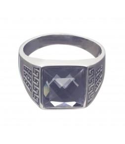 Prsten z chirurgické oceli Bruno