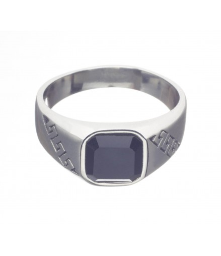 Prsten z chirurgické oceli Nick