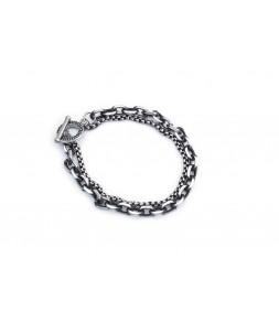 Náramek z chirurgické oceli Gerard New Copperjewelry 00356